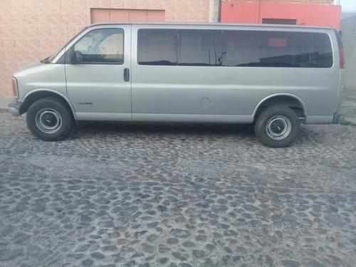 chevrolet 3500 express van