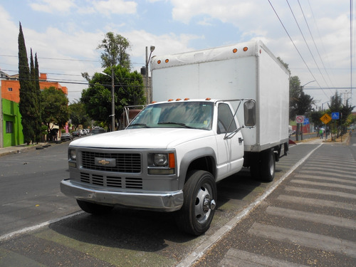 chevrolet 3500 heavy duty