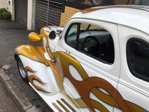 chevrolet 38 coupe hot rood tudor nao ford barata maverickgt
