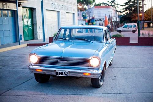 chevrolet 400 super 1966