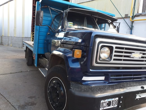 chevrolet 614 . camión playo mot. merc 1114 direc hid.