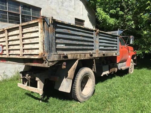 chevrolet 714, camión