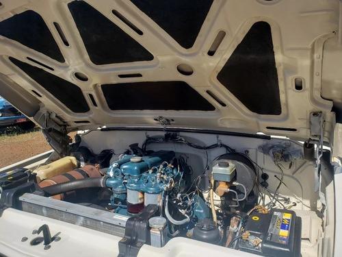 chevrolet a 40 1985  diesel carroceria