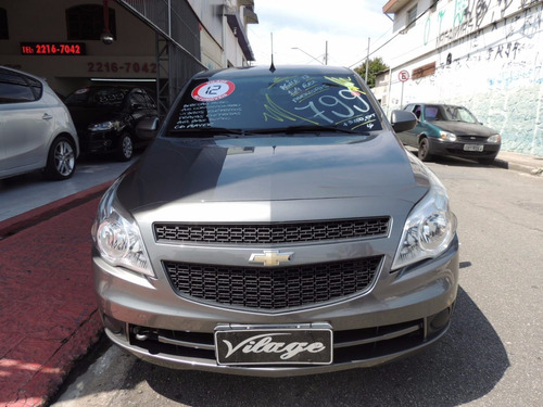 chevrolet agile 1.4 2011 zero de entrada vilage automoveis