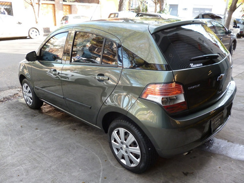 chevrolet agile 1.4 lt 5p full con 109mil km impecable!
