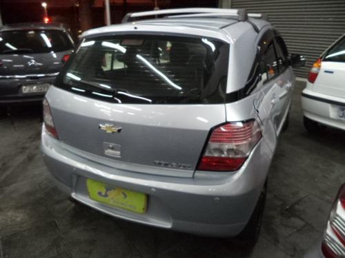 chevrolet agile 1.4 ltz 5p completo airbags 2012