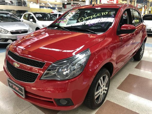 chevrolet agile 1.4 ltz 5p top