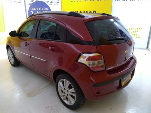 chevrolet agile 1.4 mpfi ltz 8v flex 4p manual 2013/2014