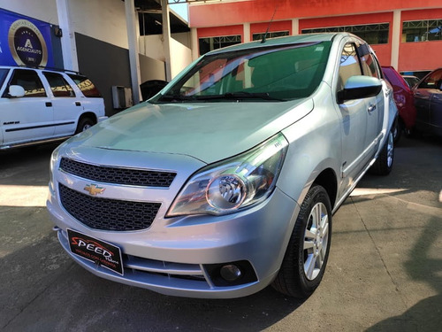 chevrolet agile hatch ltz 1.4 8v (flex) 4p 2011