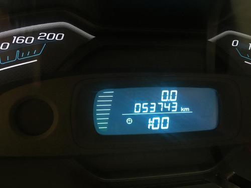 chevrolet agile ls 1.4 2012 chocado