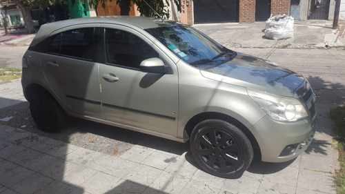 chevrolet agile lt 1.4 full