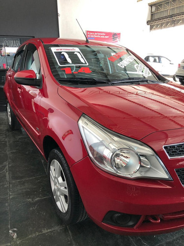 chevrolet agile ltz 1.4 4p manual