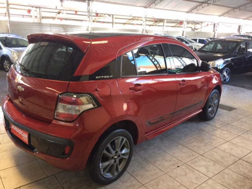 chevrolet agile ltz effect 1.4 8v flexpower 5p mec 2014