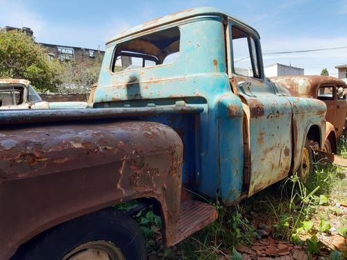 chevrolet apache 3100 - tannen classic cars