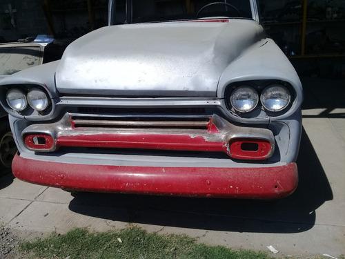 chevrolet apache 58 para restaurar