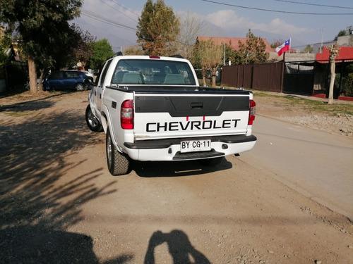chevrolet apache s-10 2009 doble cabina