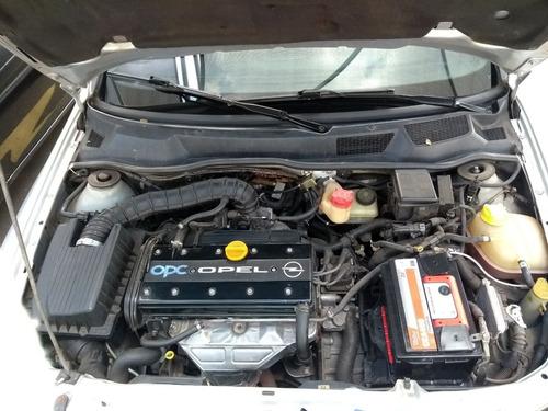 chevrolet astra 2.0 16v gls 3p - motor forjado