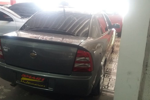 chevrolet astra 2.0 advantage flex power 2009/2010 cinza