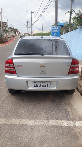 chevrolet astra 2.0 advantage flex power aut. 5p 121 hp 2009