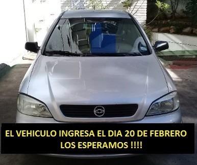 chevrolet astra 2002 4 puertas version gl motor 2.0 nafta !!