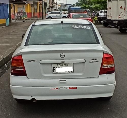 chevrolet astra 4p gls 2.0 sedan