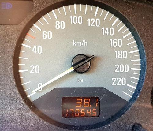 chevrolet astra gl 2.0l 5p c/gnc ´08 - 170.000km - excelente