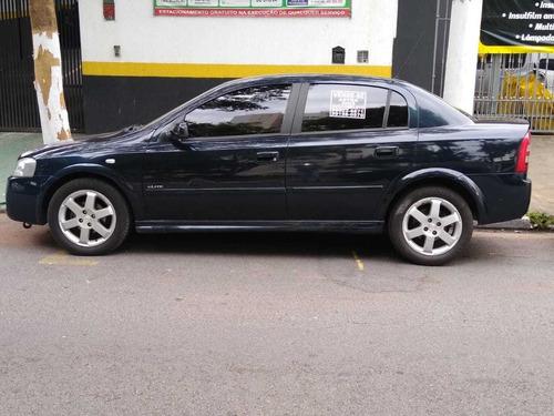 chevrolet astra sedan 2.0 elite automatico 2005 top de linha