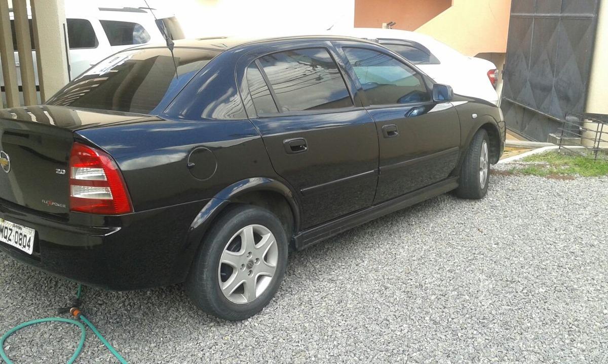 Chevrolet Astra Sedan Advantage 2 0 Aut 4 Portas R 17 900 Em