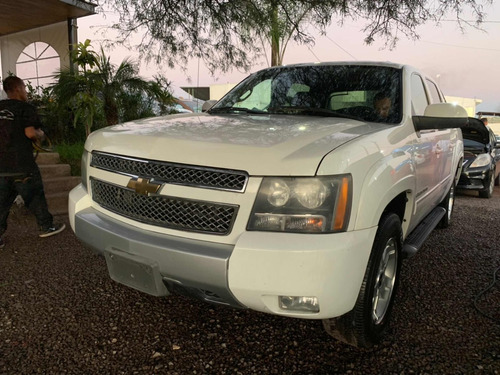 chevrolet avalanche 5.3 c lt aa ee cd piel qc 4x4 at 2011