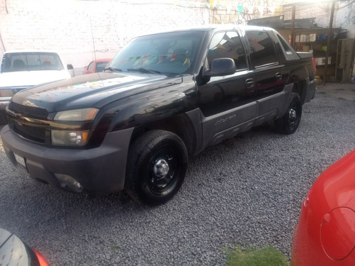 chevrolet avalanche 5.3 ls a/ac ee cd tela 4x2 at 2003