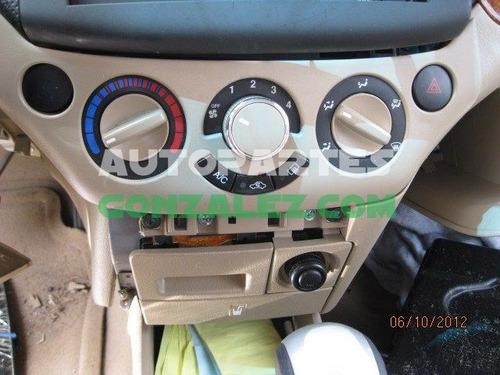 chevrolet aveo 09-11 1.6 autopartes refacciones yonkeado