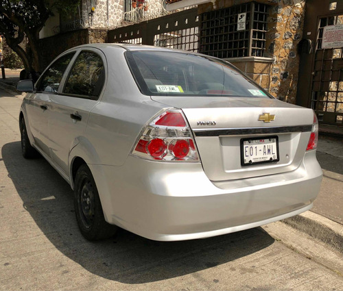 chevrolet aveo 1.6 e abs 5vel ee ba mp3 r-15 mt 2010