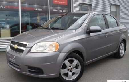 chevrolet aveo 1.6 f abs ee ba mp3 r-15 at 2008