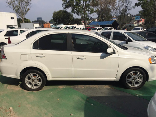 chevrolet aveo 1.6 f abs ee ba mp3 r-15 at 2009