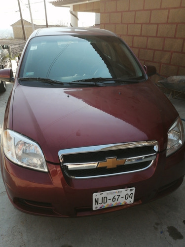 chevrolet aveo 1.6 f abs ee ba mp3 r-15 at 2010