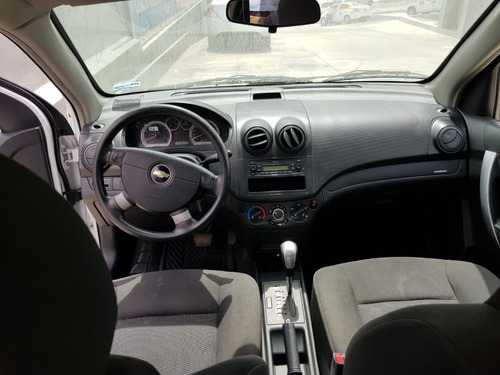 chevrolet aveo 1.6 ls aa radio airbag at 2017 estrena ya