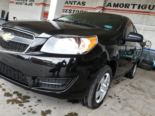 chevrolet aveo 1.6 ls aa radio airbag facelift mt 2017