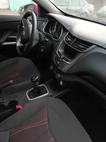 chevrolet aveo 1.6 ls aa radio airbag facelift mt 2018