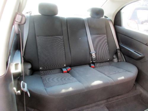 chevrolet aveo 1.6 ls aa radio airbag mt, ideal para taxi *