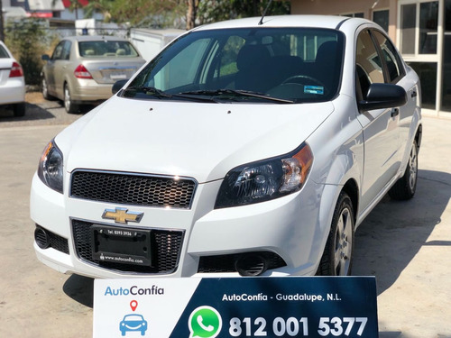 chevrolet aveo 1.6 ls at sedán
