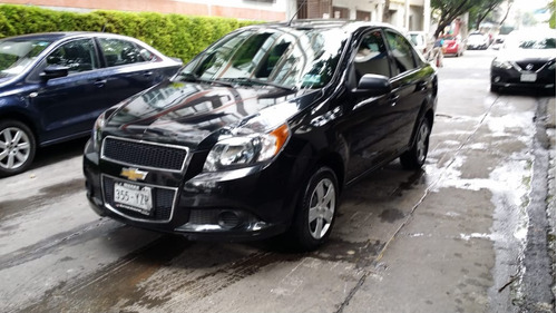 chevrolet aveo 1.6 ls l4/ at 2014 ideal dama