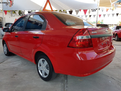 chevrolet aveo 1.6 ls l4 at