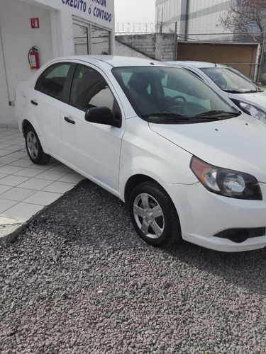 chevrolet aveo 1.6 ls l4 man mt