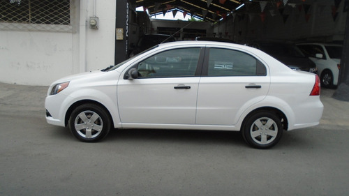 chevrolet aveo 1.6 ls l4 man s/aire at