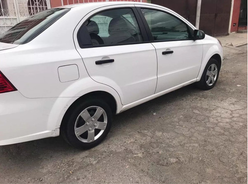 chevrolet aveo 1.6 ls l4 man saire at