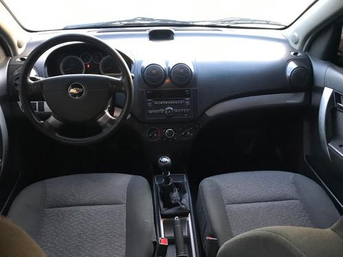 chevrolet aveo 1.6 lt año 2011 auto classic