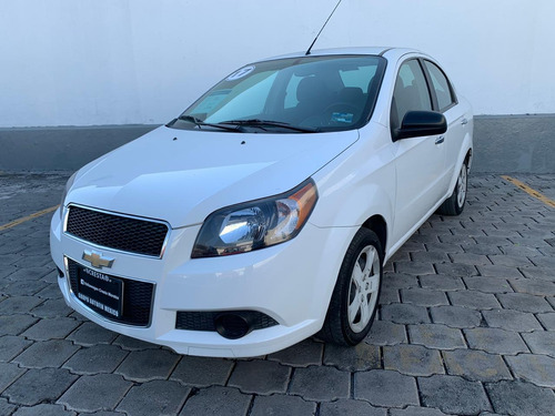 chevrolet aveo 1.6 lt at 2017