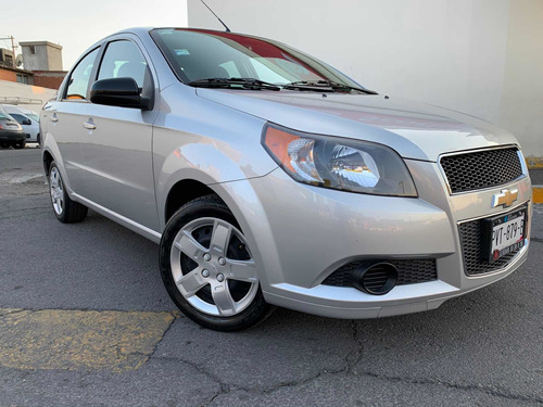 chevrolet aveo 1.6 lt at 2017 autos usados puebla