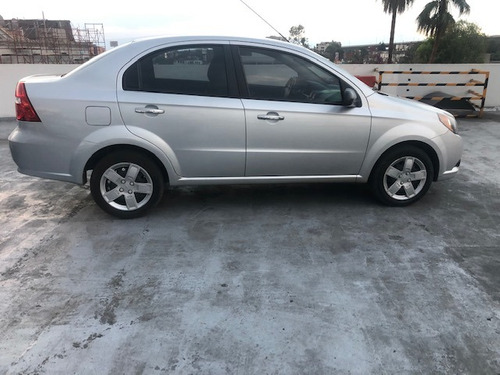 chevrolet aveo 1.6 lt l4 at