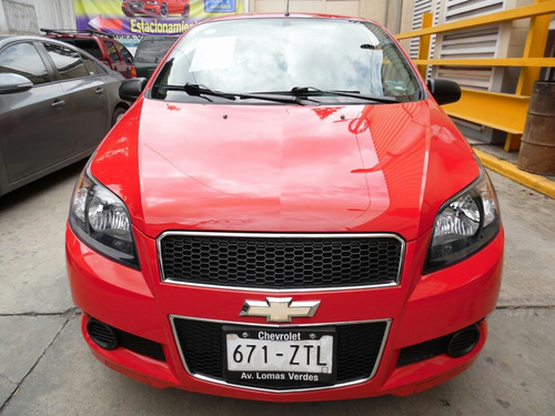 chevrolet aveo 1.6 lt l4 man mt 2014